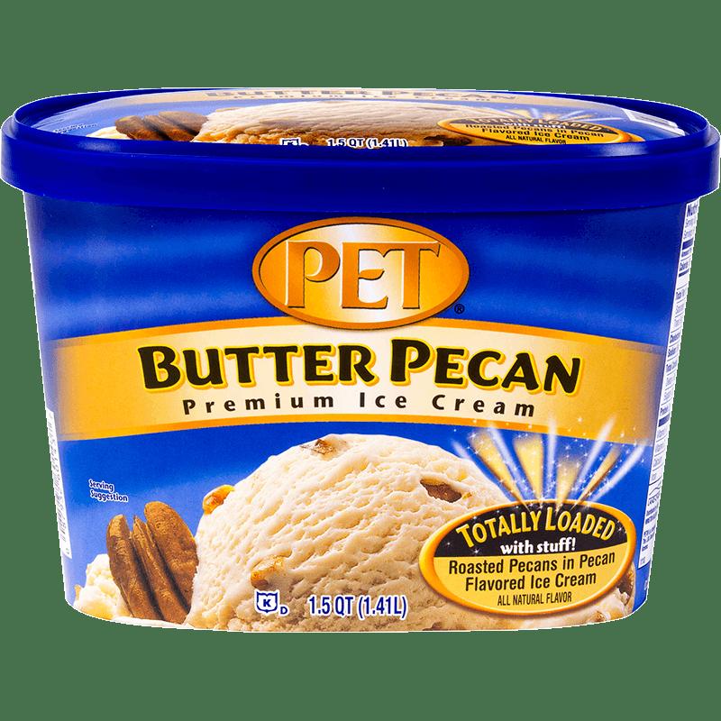 Butter Pecan Ice Cream 1.5 Quart