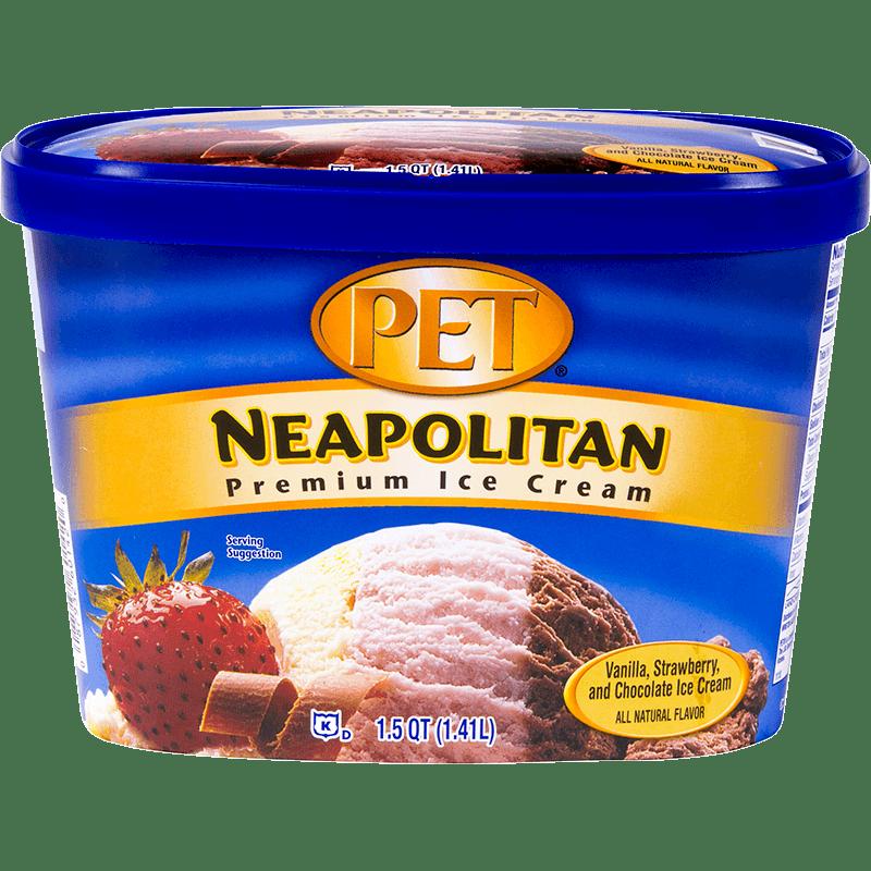 Neapolitan Ice Cream 1.5 Quart