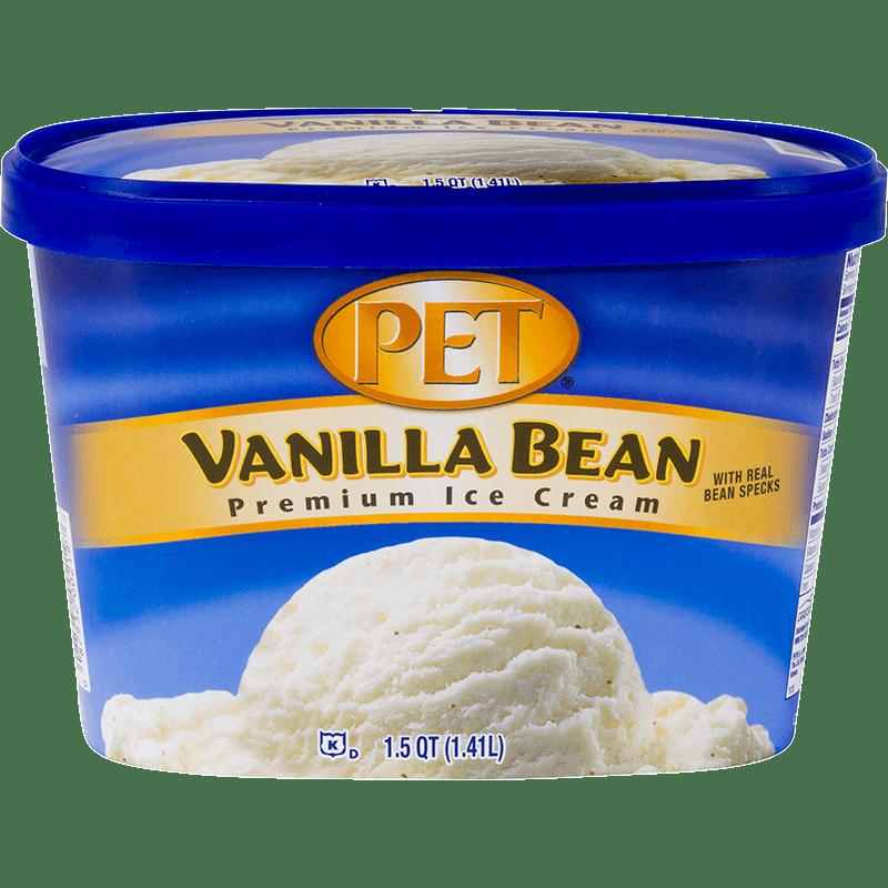 Vanilla Bean Ice Cream 1.5 Quart